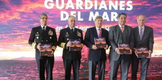 """MGP presenta libro """"Los guardianes del mar"""""""