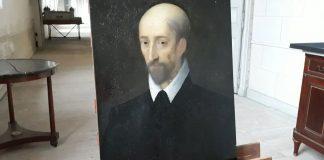 Analizan si retrato hallado de Maquiavelo es obra de Da Vinci