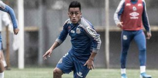 Santos FC decide liberar a Cueva