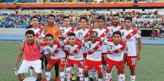 Alfonso Ugarte quedó eliminado de la Copa Perú