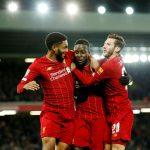 Liverpool clasifica a cuartos de final de la Carabao Cup