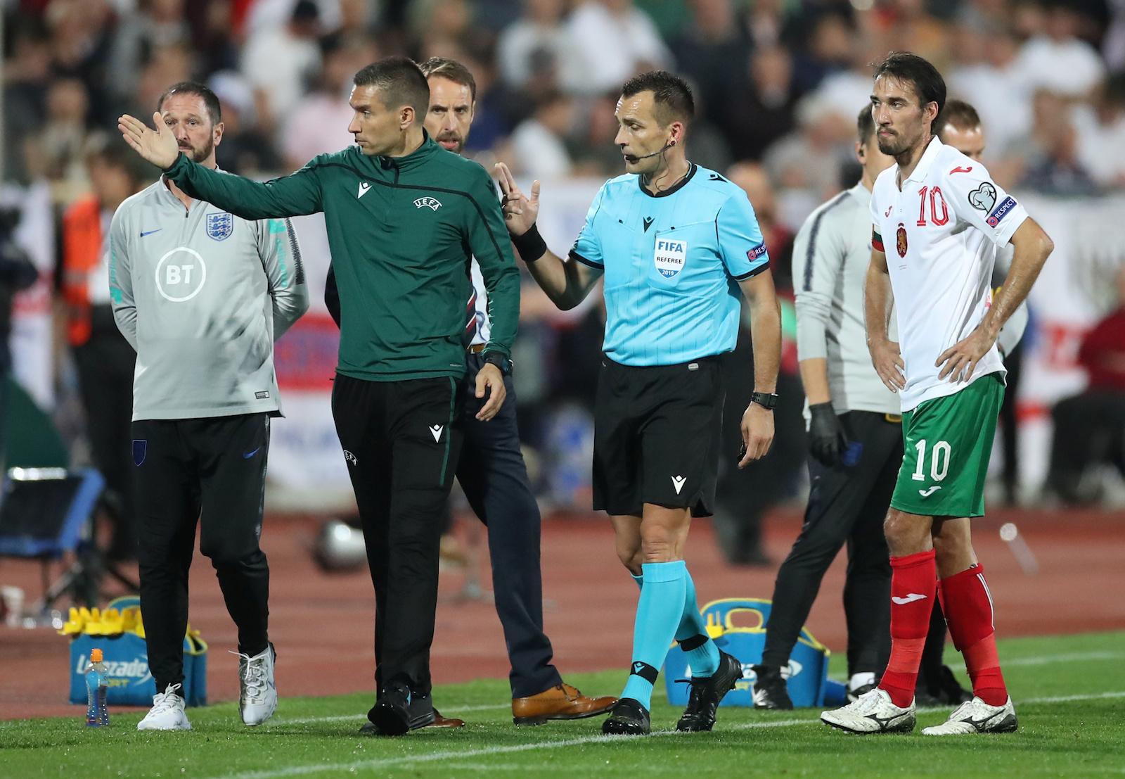 UEFA sanciona a Bulgaria con multa de 175 mil euros