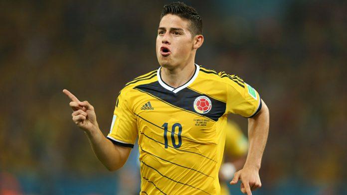 Colombia anuncia lista de jugadores contra Perú