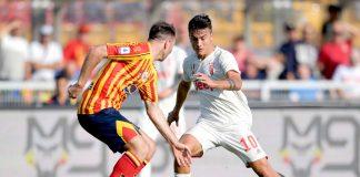 Sin Cristiano Juventus iguala 1-1 ante Leece en la Seria A