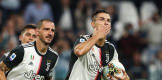 Juventus reafirma su reinado en la Serie A