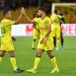 Con Benavente Nantes FC cae 1 a 0 contra Metz