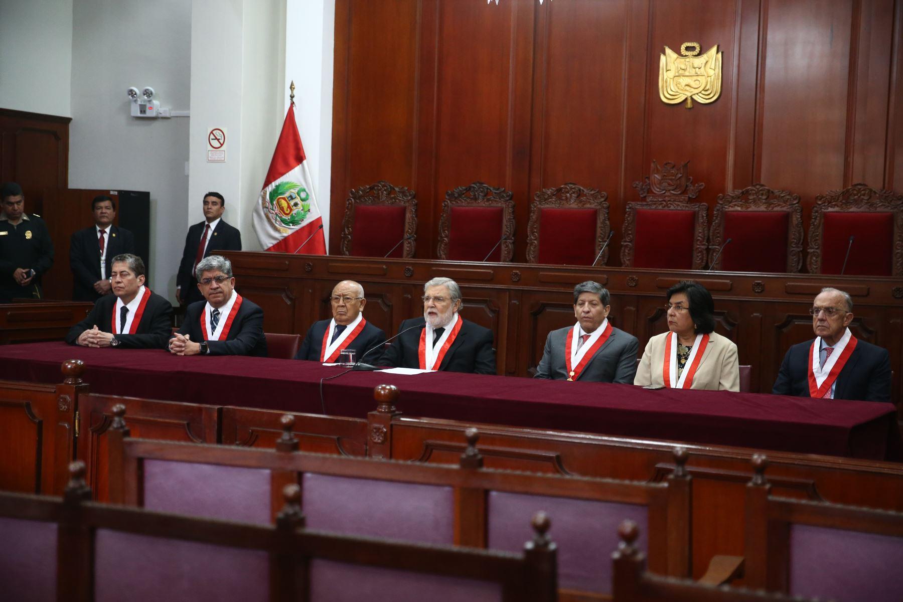 TC rechazó incorporar a Ortiz de Zevallos como magistrado