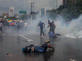 Embajada de Ecuador se pronuncia sobre protestas en su país