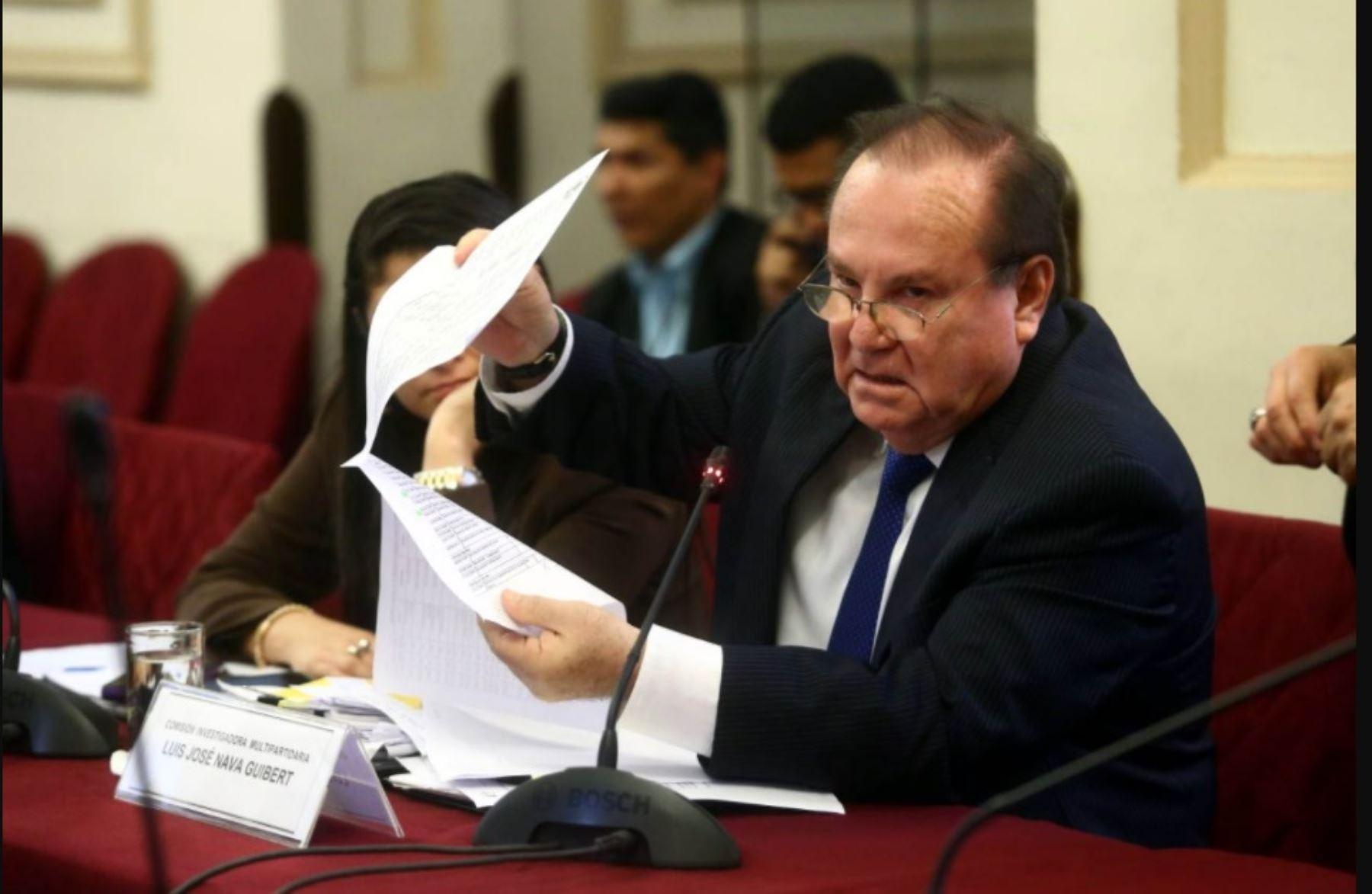 Nava: García recibió dinero de Odebrecht en loncheras