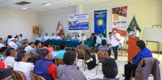 Gobierno reactiva obras paralizadas en desembarcaderos pesqueros