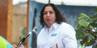 Ministra del Ambiente deja clara la posición del Ejecutivo frente a la denuncia contra Meléndez