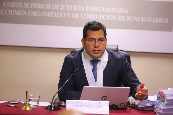 Rechazan recusación contra juez que ve caso Villarán