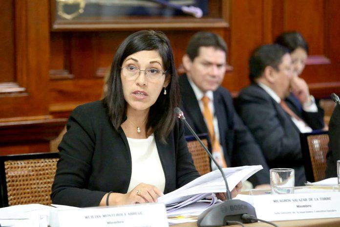 Salazar recalca que FP no valida cierre del Congreso