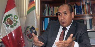 Arce: Alianza de NP con Cerrón no es coherente