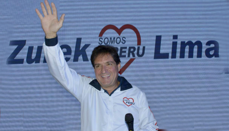 Zurek evalúa ser candidato en próximas elecciones congresales
