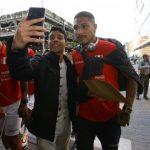 Bicolor arribó a Uruguay con miras a amistoso