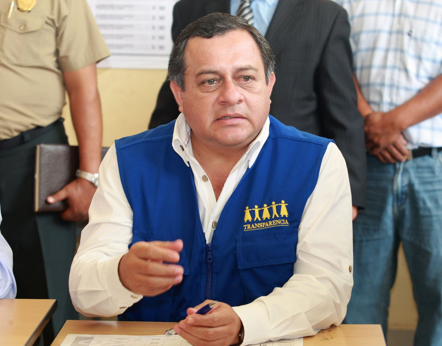 Fiscalía abrió investigación  preliminar a Gerardo Távara