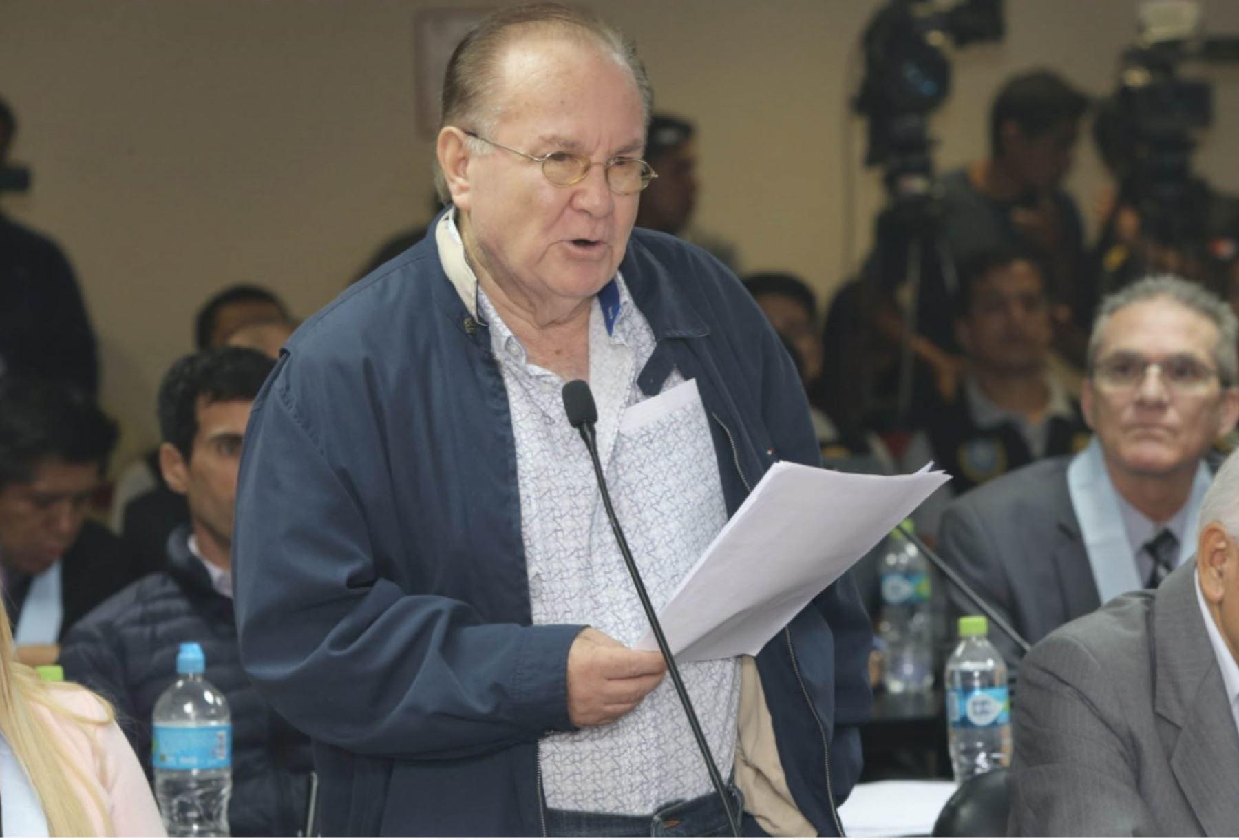 Luis Nava pedirá hoy cese de prisión preventiva de 36 meses