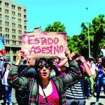 Chile: Violentos enfrentamientos por una nueva Constitución