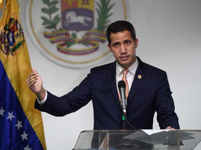 Guaidó convocó a protestas contra Maduro para el 16 de noviembre
