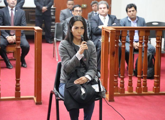 Melisa González irá cuatro meses a prisión
