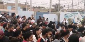 Defensoría frena empadronamiento de venezolanos en Pisco