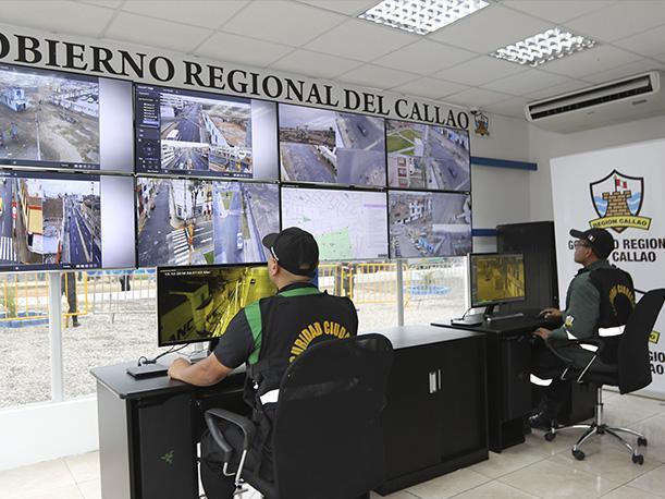 Región Callao, municipio y PNP se unen contra hampa