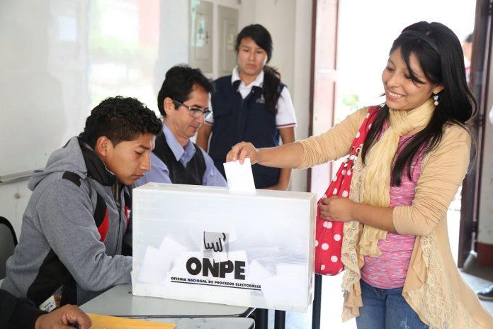 Cuatro partidos harán elecciones internas con apoyo de la ONPE
