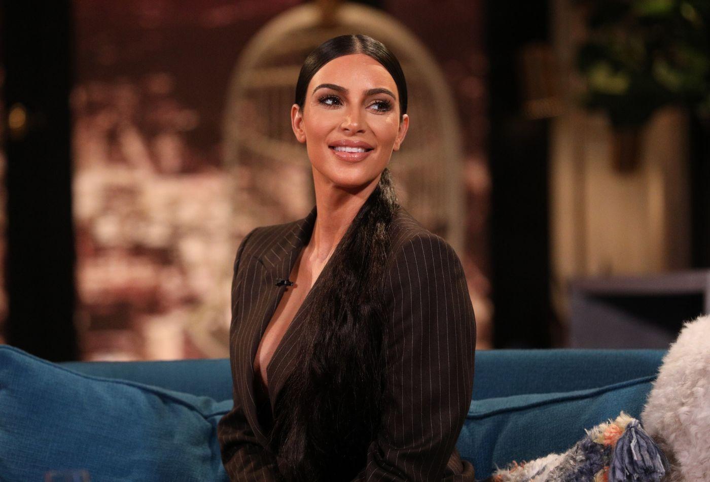Talla de Kim Kardashian  no deja de aumentar