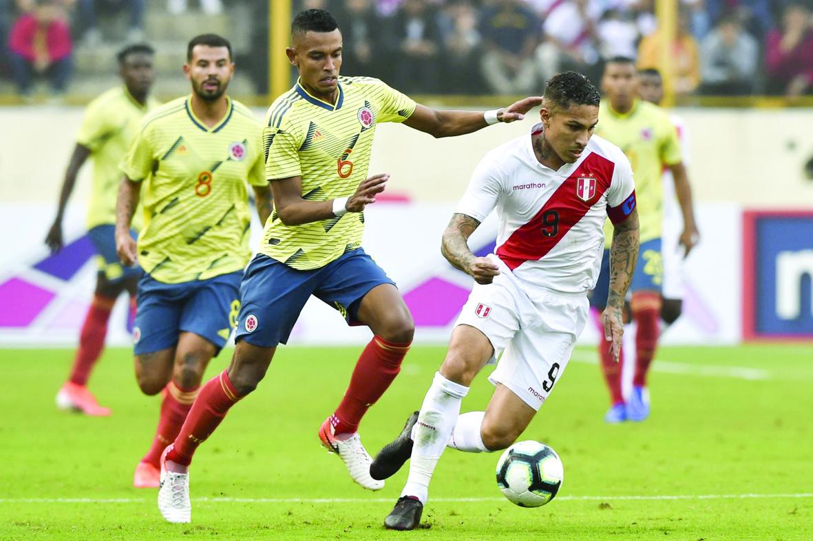 Conmebol anuncia fixture Eliminatorias Qatar 2022