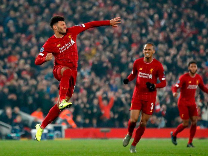 Liverpool logró posicionarse como el unico puntero del Grupo E de la Champions League, tras vencer 2 a 1 en calidad de local