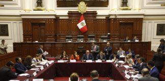 La Comisión Permanente