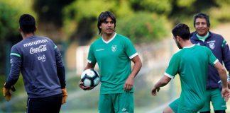 Selección boliviana cancela amistosos