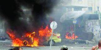 Al menos 13 murieron en ataque con coche bomba de kurdos contra turcos