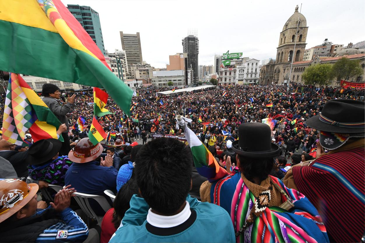 Conflicto boliviano recrudece  y ya van tres muertos
