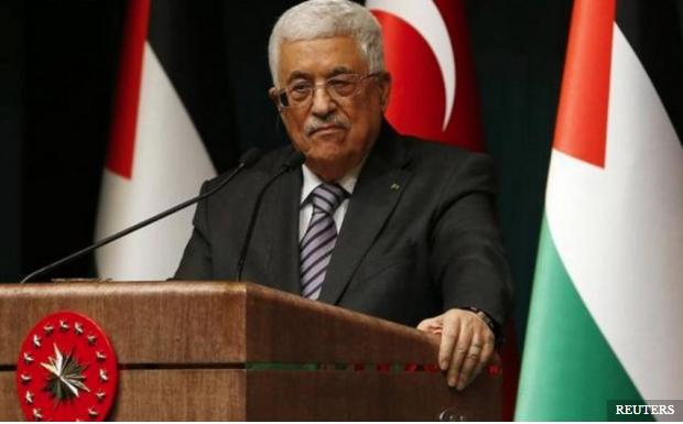 autoridad palestina