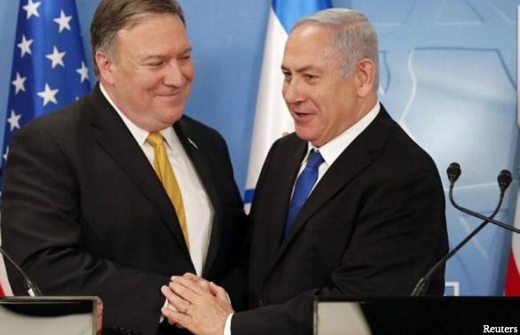 """Netanyahu: Legalización de EE.UU. de los """"territorios ocupados"""" resistirá al paso del tiempo"""