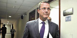 Fiscalía interrogará a Barata entre el 11 y 13 de diciembre