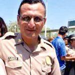 sub oficial PNP Franklin Díaz Menacho