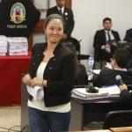 TC deja en libertad a Keiko Fujimori