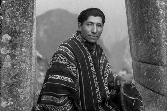 Reconocen a Martín Chambi como Patrimonio Cultural de la Nación