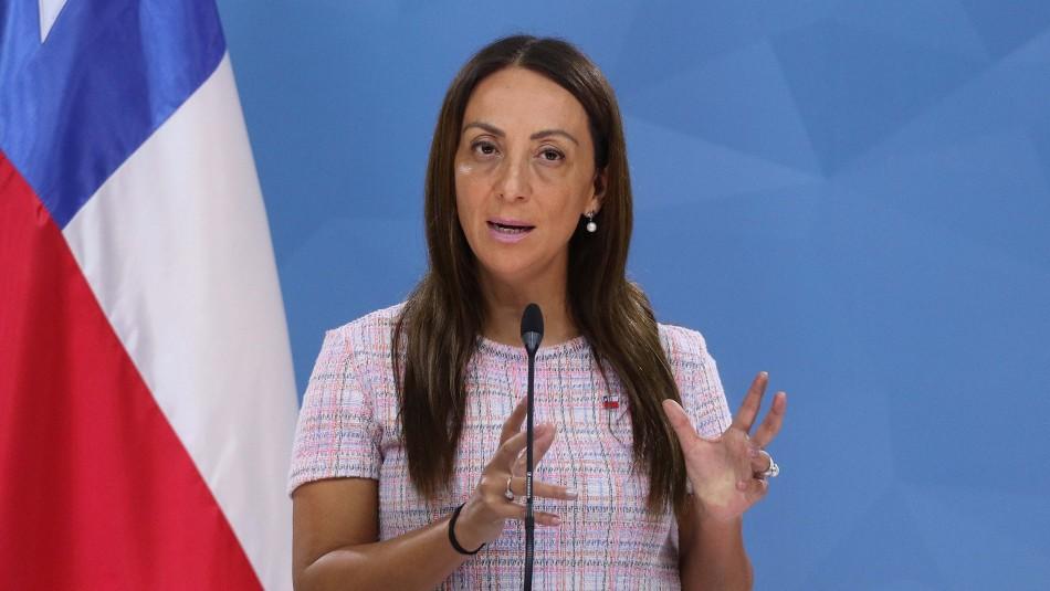 Ministra chilena resentida  con presidente de la Conmebol