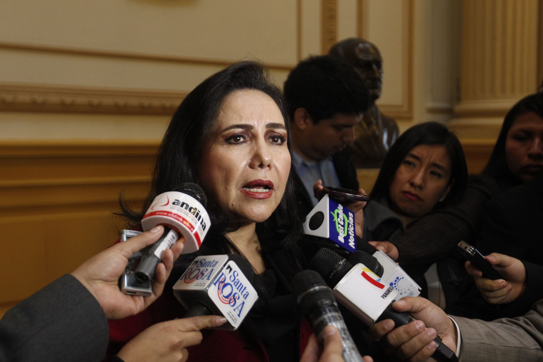 JEE de Lima Centro sanciona a ministra Montenegro