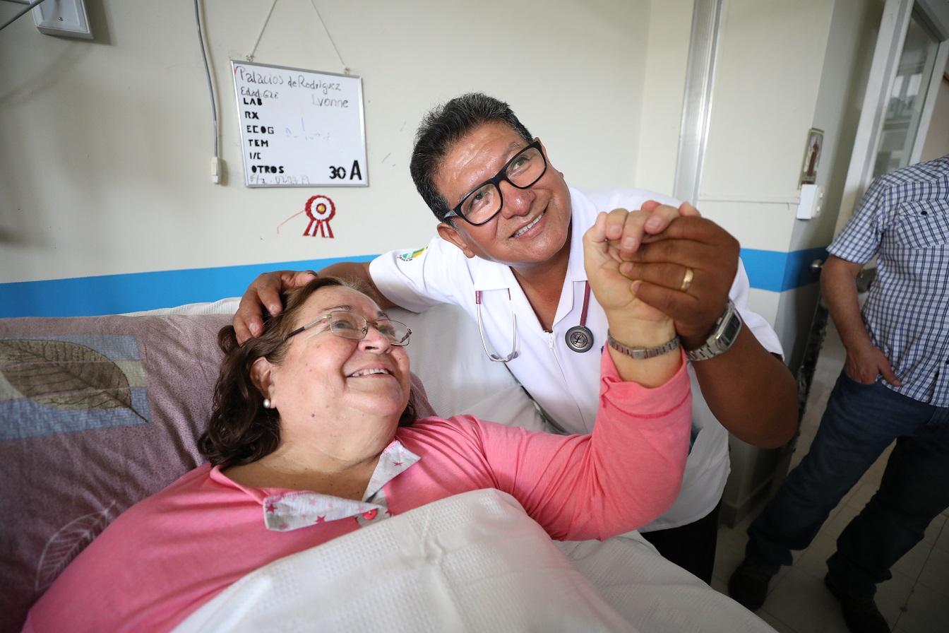 Declaran el 2020 como el «Año de la Universalización de la Salud»