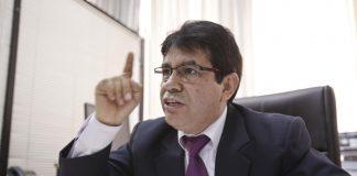Próxima semana juez define suerte de fiscal Tomás Gálvez