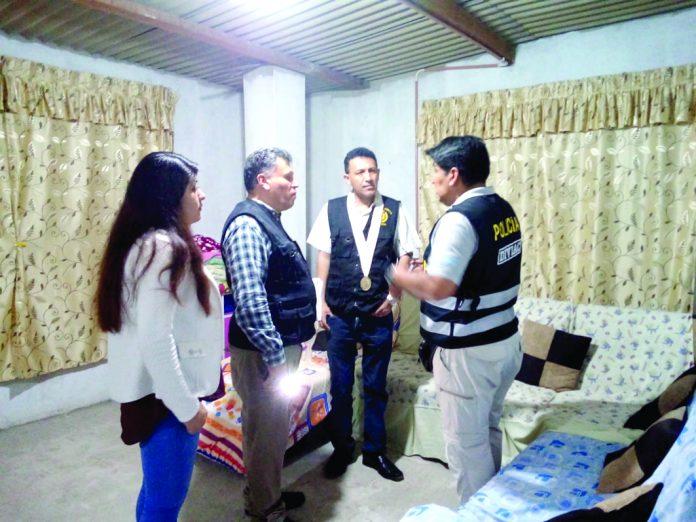 e acuerdo con fuentes de la PNP, el grupo delictivo estaría involucrado en seis homicidios en Trujillo