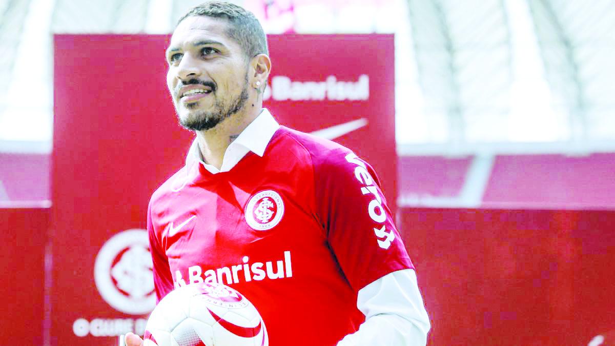 Paolo Guerrero quiere  seguir en el Inter el 2020