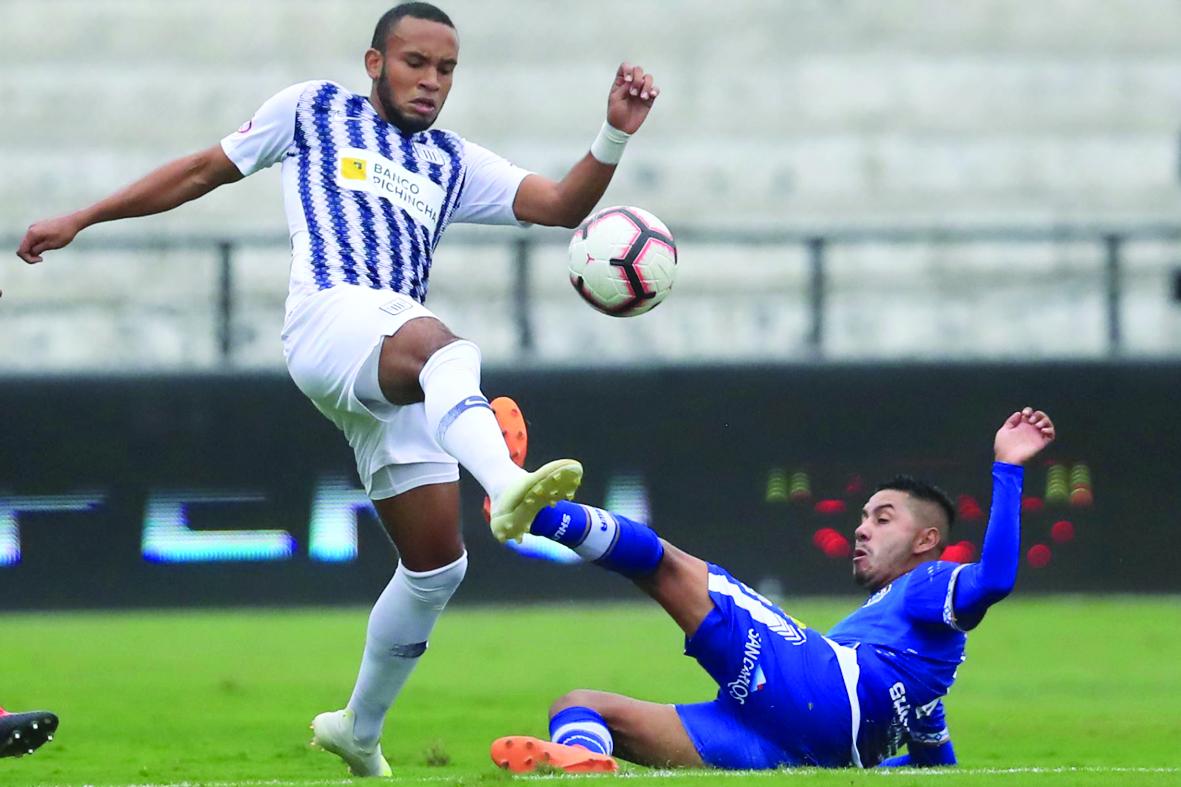 Var protagonizará final entre Alianza Lima y Binacional