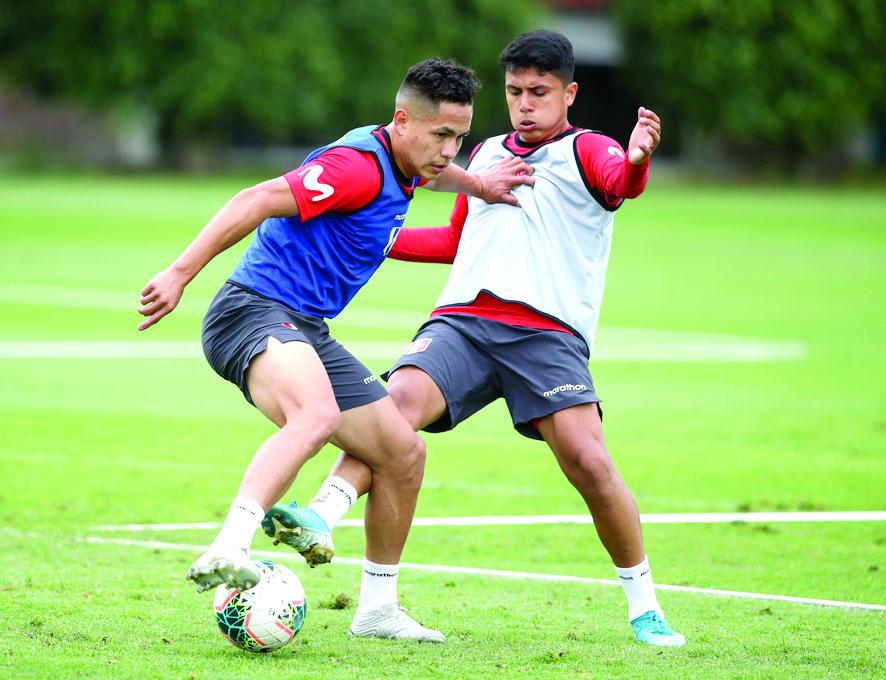 Selección sub 23 disputará amistosoante Ecuador