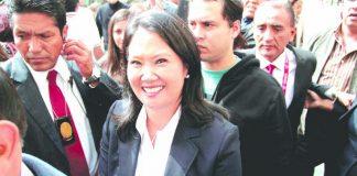 expresidente de la Confiep Roque Benavides, afirmó ayer que Keiko Fujimori no fue la candidata del gremio empresarial en las elecciones del 2011.
